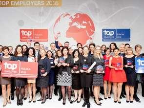 [PROMOCJA]. Siódma edycja programu Top Employers Polska 2016 zakończonaa
