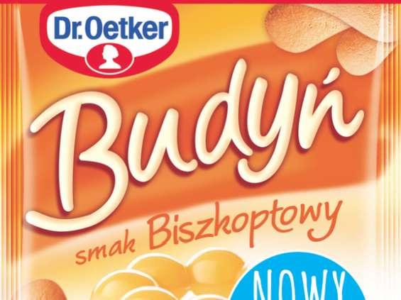 Dr. Oetker Polska. Budyń Dr. Oetker