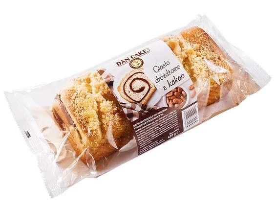 Dan Cake Polonia. Ciasto drożdżowe