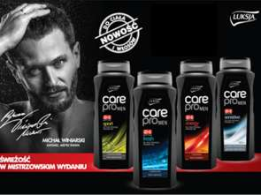 PZ Cussons. Luksja Care Pro Men