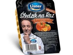 Lisner chce przejąć Nordfish-Foodmark