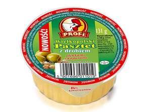 """Wielkopolska Wytwórnia Żywności """"Profi"""". Pasztet Wielkopolski"""