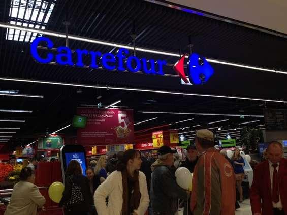 Carrefour: obroty nieznacznie wzrosły