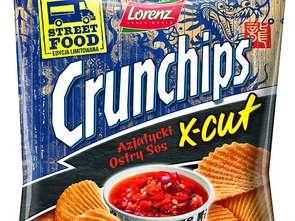 Lorenz Snack-World. Crunchips Street Food