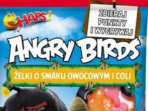 Angry Birds bohaterami produktów ZPC Otmuchów