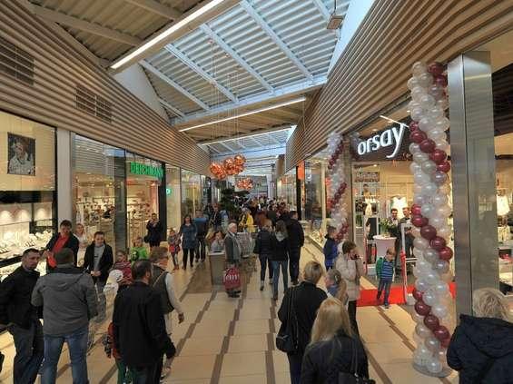 CH Auchan Gdańsk otwiera galerię po drugim etapie rozbudowy