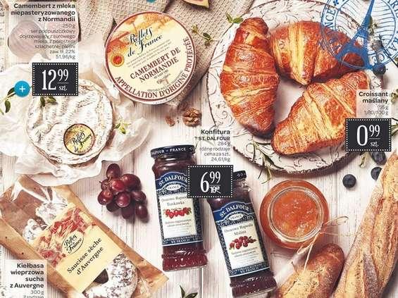 Podróż po smakach Francji w Carrefourze