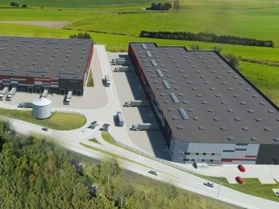Nowa fabryka Teekanne
