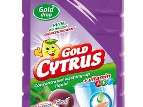 Gold Drop. Gold Cytrus