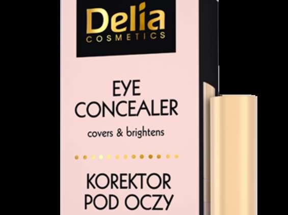 Delia Cosmetics. Korektor pod oczy
