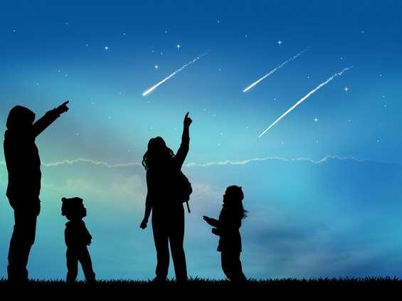 Noc meteorytów dała markom miliony wyświetleń