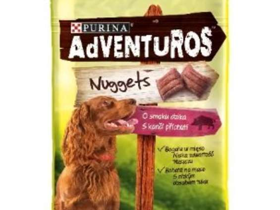 Nestlé Purina PetCare. Adventuros