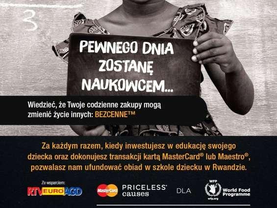 Mastercard wspiera Światowy Program Żywnościowy ONZ
