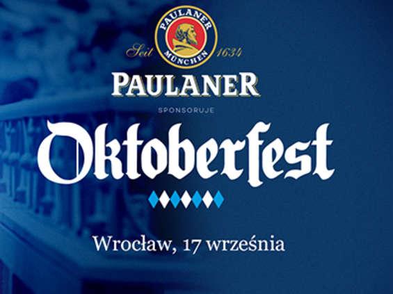 Paulaner Oktoberfest we Wrocławiu