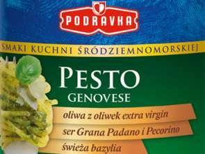 Podravka Polska. Sosy Pesto Podravka