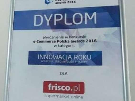 Frisco.pl nagrodzony przez branżę
