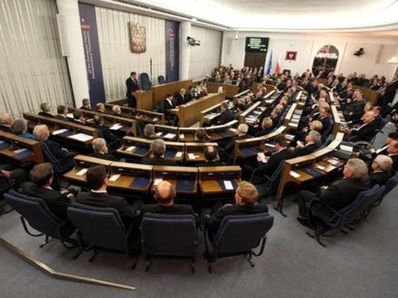 Senat zawiesił podatek