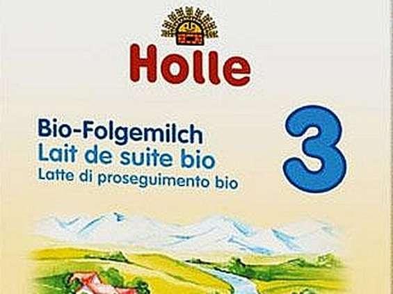 Victualia Saluber. Ekologiczne mleko następne 3 marki Holle