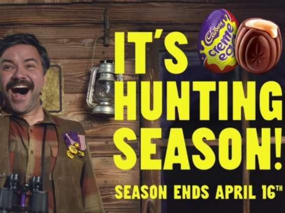 Cadbury rozpoczyna przygotowania do Wielkanocy