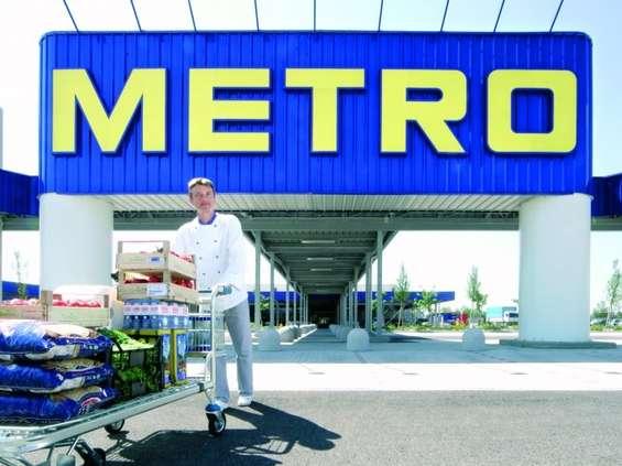 Metro wspiera cyfrowe start-upy