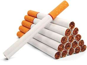Nielegalne papierosy o wartości 40 mln zł