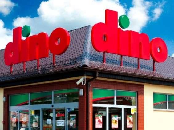 Sieć Dino większa o 117 sklepów