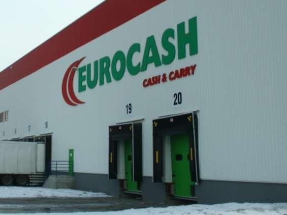 Eurocash zwiększa sprzedaż, zyski spadają