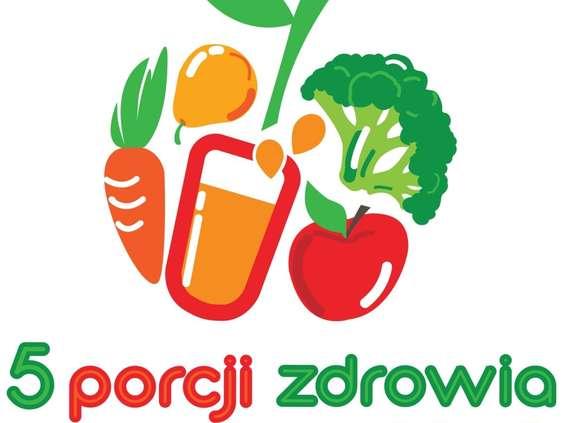 """Startuje VI edycja programu """"5 porcji warzyw, owoców lub soku"""""""