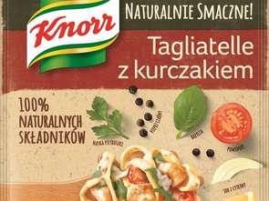 Unilever Polska. Tagliatelle z kurczakiem
