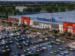 Carrefour powiększy Galerię Słowiańską w Zgorzelcu