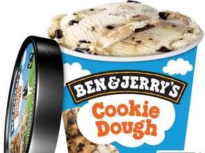 Unilever wprowadza do Polski lody Ben & Jerry's