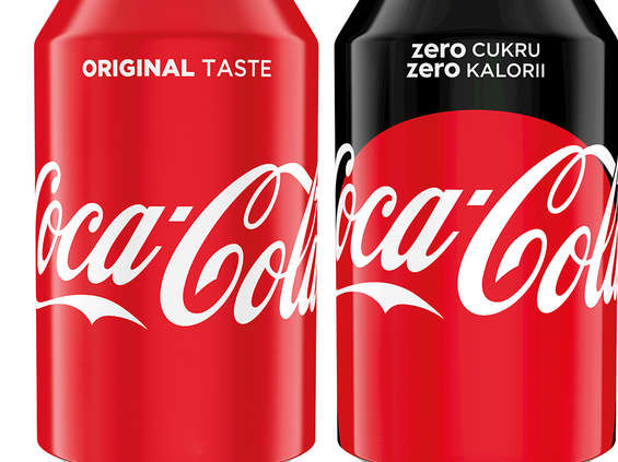 Coca-Cola Zero Cukru w nowej formule