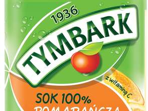 Tymbark z product placement