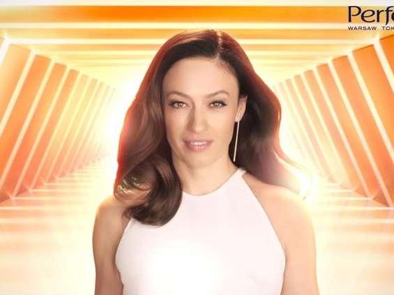 Gwiazda w reklamie: Magdalena Różczka w kampanii marki Perfecta