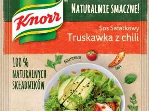 Unilever Polska. Sosy sałatkowe Naturalnie smaczne! Knorr