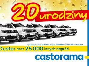 25 tys. nagród w urodzinowej loterii Castoramy