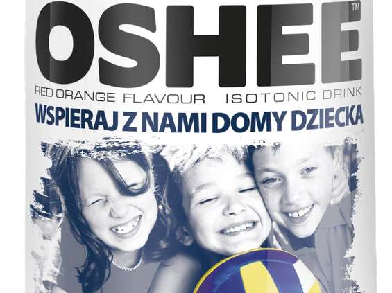 Oshee dla dzieci z domów dziecka