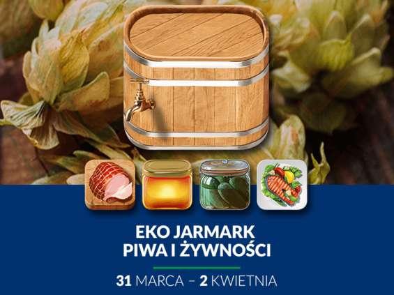 Blue City zaprasza na Eko Jarmark Piwa i Żywności