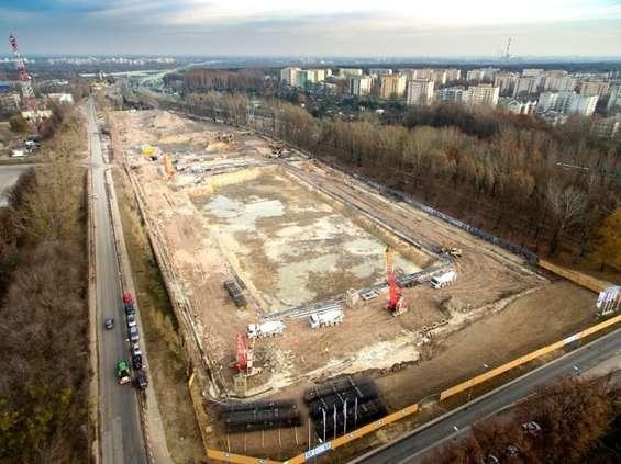 W Polsce jest w budowie 21 centrów handlowych