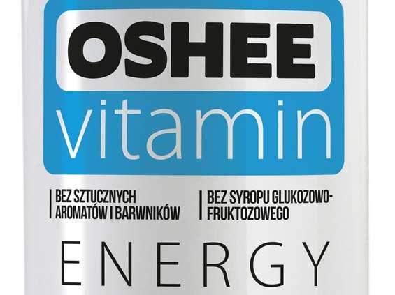 Oshee Polska. Oshee Vitamin Energy