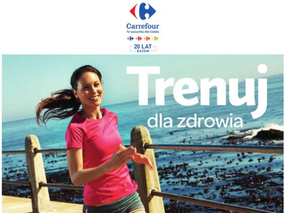 Carrefour sponsorem 3. Gdańsk Maratonu
