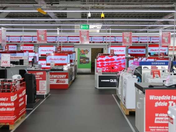 MediaMarkt w Olsztynie po modernizacji