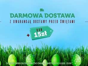 Bdsklep.pl z wielkanocnymi profitami