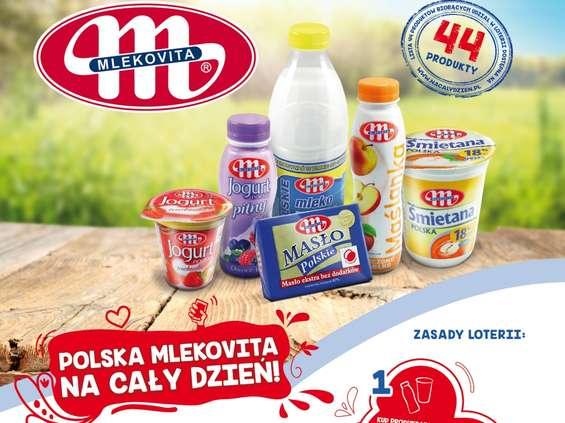 Polska Mlekovita na cały dzień