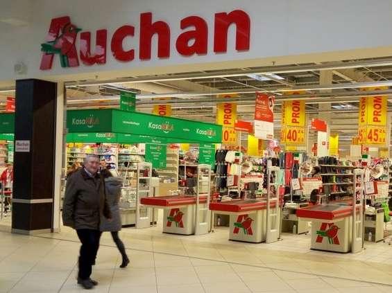 Auchan po kontroli