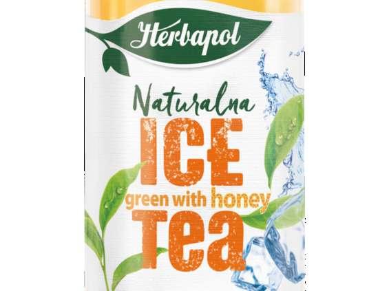Herbapol. Naturalna Ice Tea