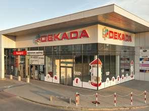 Carrefour zamiast Almy w krakowskiej Dekadzie