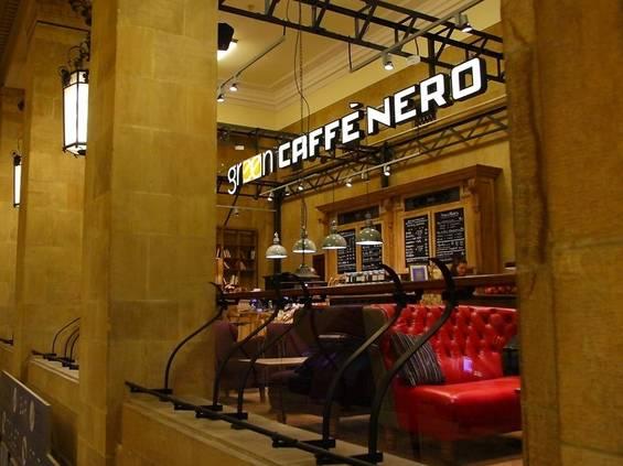 Green Caffè Nero rośnie