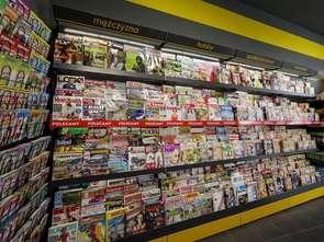 Kolporter: zakaz handlu w niedzielę odczują sprzedawcy prasy