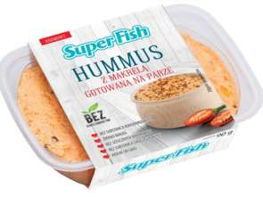 Graal. Hummus SuperFish
